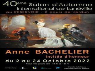 Cercle artistique des Peintres Lunévillois