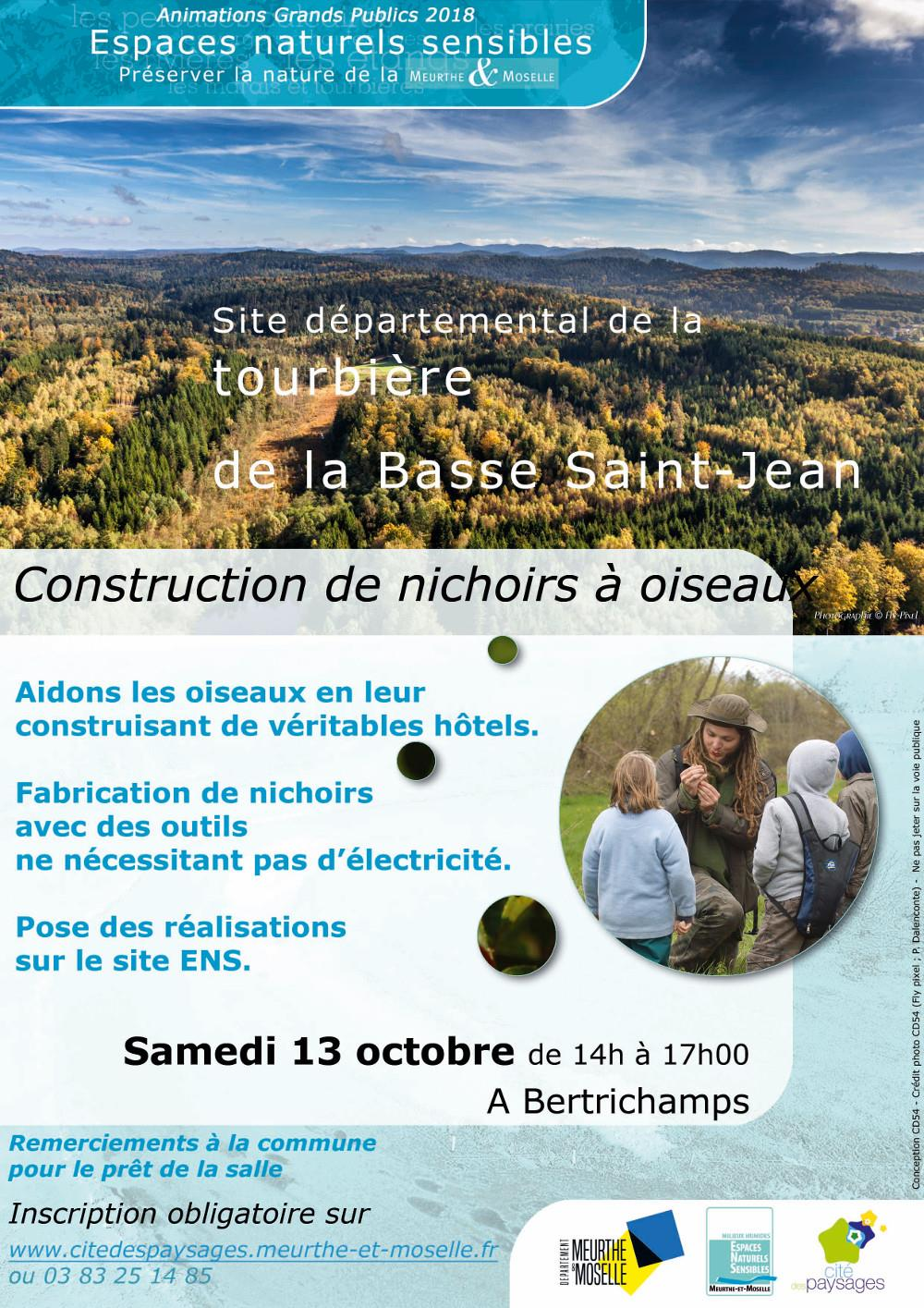 INITIATION A L'ANIMATION NATURE