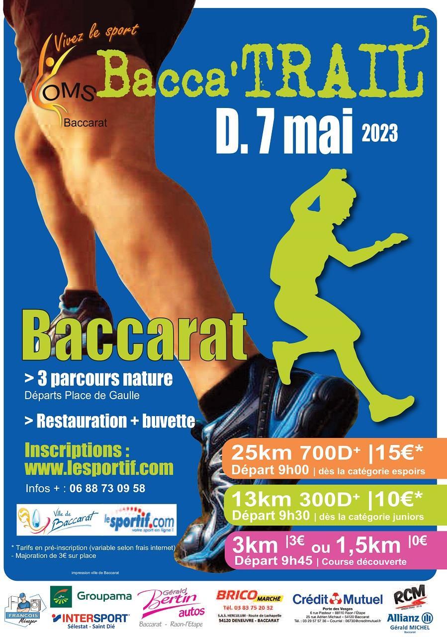 BACCA'TRAIL