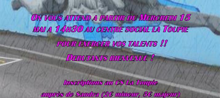 Centre Social La Toupie