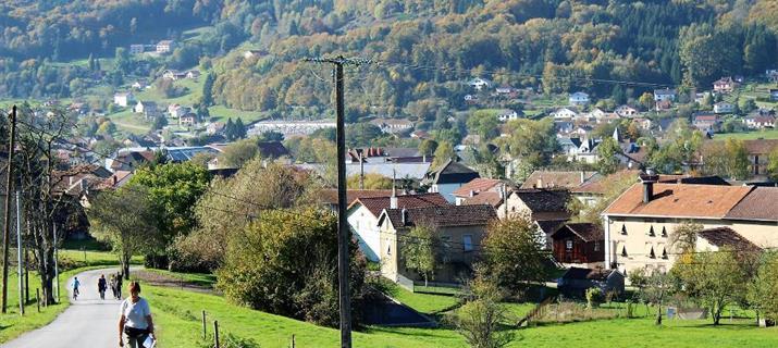 Mairie Le Val-d'Ajol