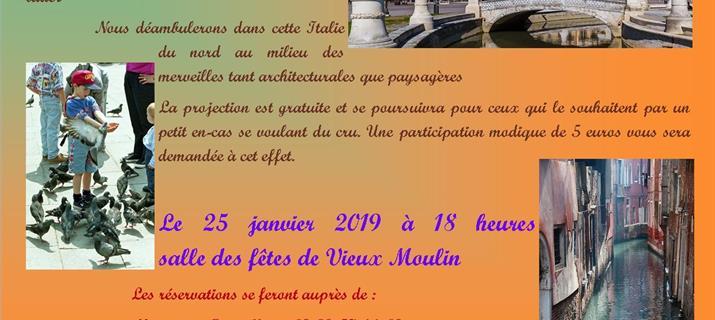 Comité des fêtes de Vieux Moulin