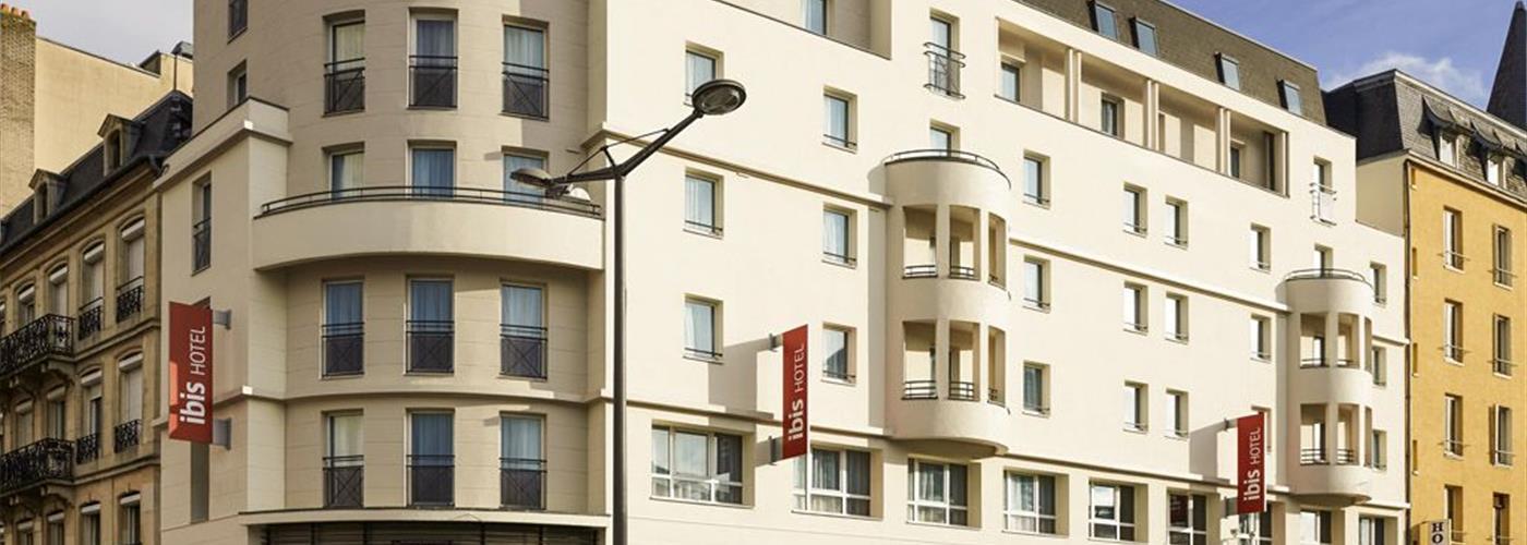 HOTEL IBIS NANCY CENTRE GARE ET CONGRES