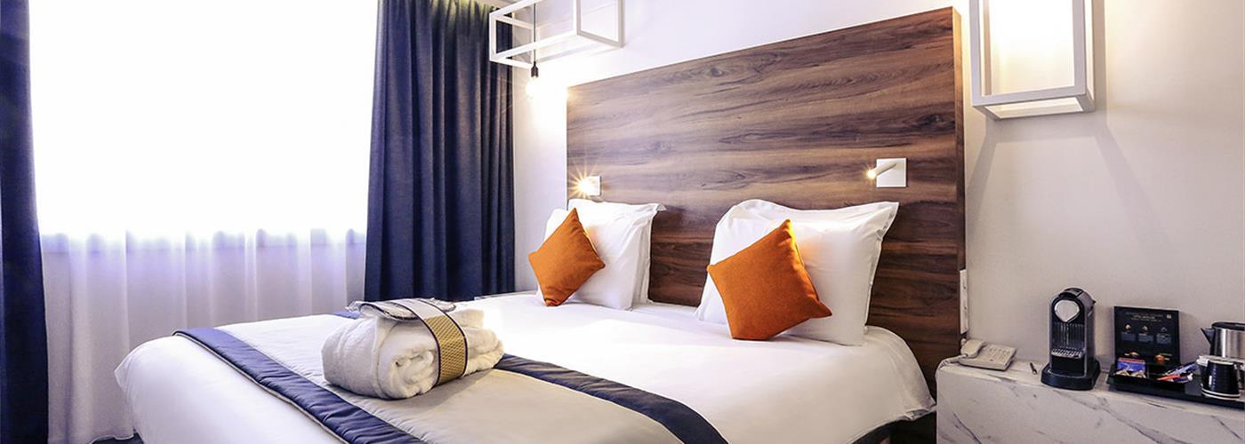 HOTEL RESTAURANT MERCURE NANCY CENTRE GARE