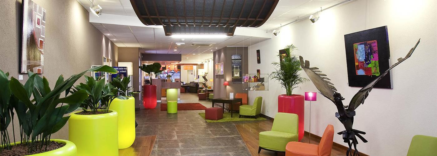 HOTEL IBIS STYLES NANCY CENTRE GARE