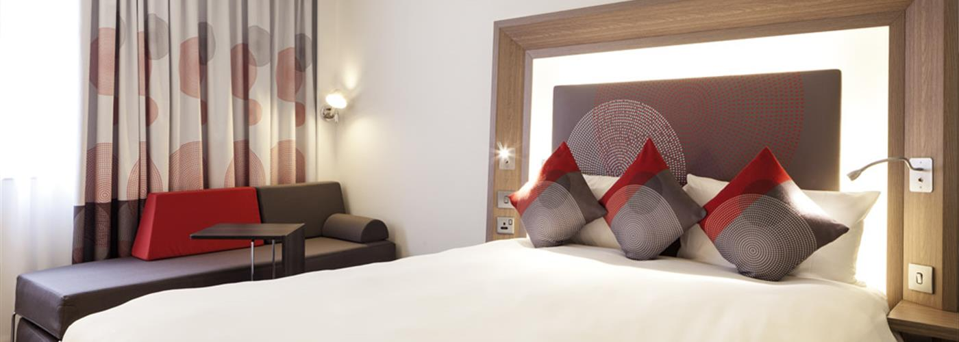 HOTEL RESTAURANT NOVOTEL NANCY OUEST