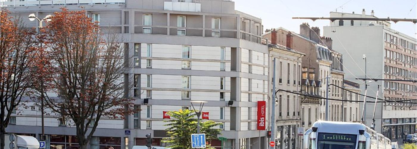 HOTEL RESTAURANT IBIS NANCY SAINTE-CATHERINE