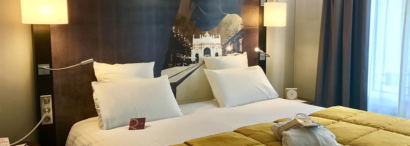 HOTEL MERCURE NANCY CENTRE STANISLAS