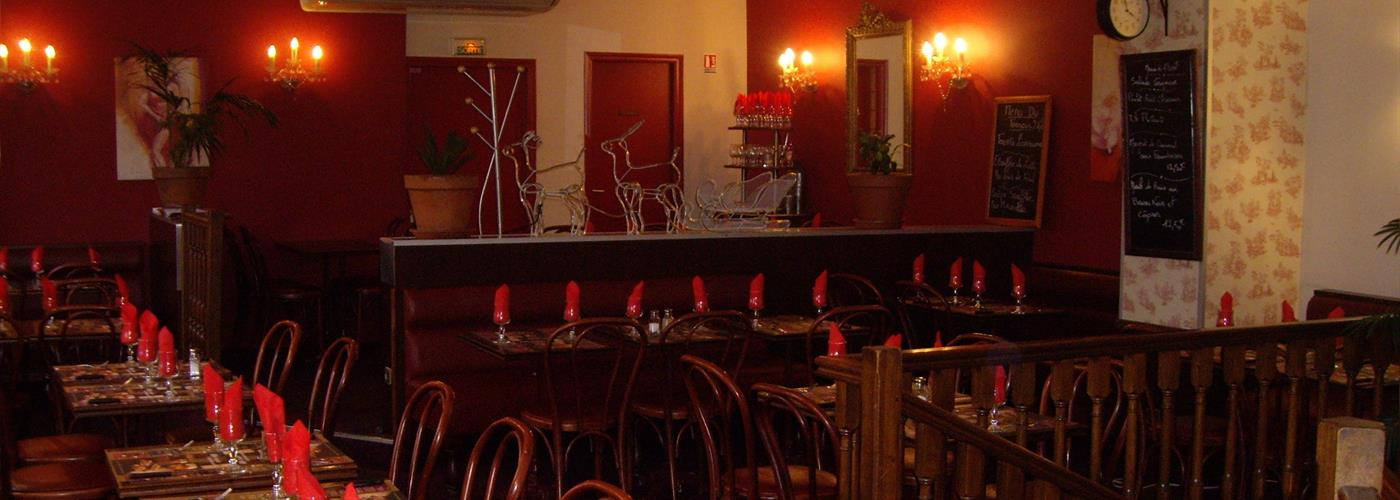 RESTAURANT LE GRAND CAFE