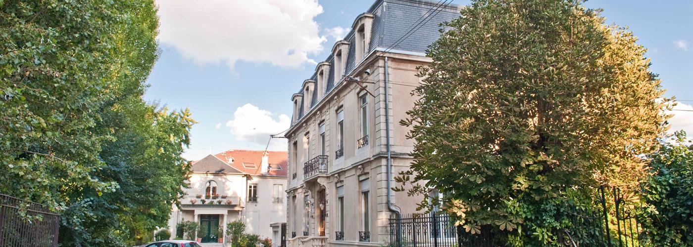 L'HOTEL PARTICULIER - L'APPARTEMENT DE NICOLE