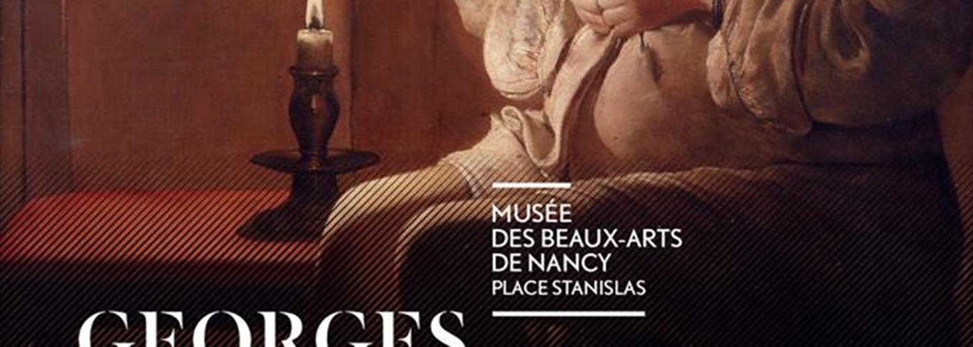 EXPOSITION GEORGES DE LA TOUR ET L'ENIGME DE LA FEMME A LA PUCE