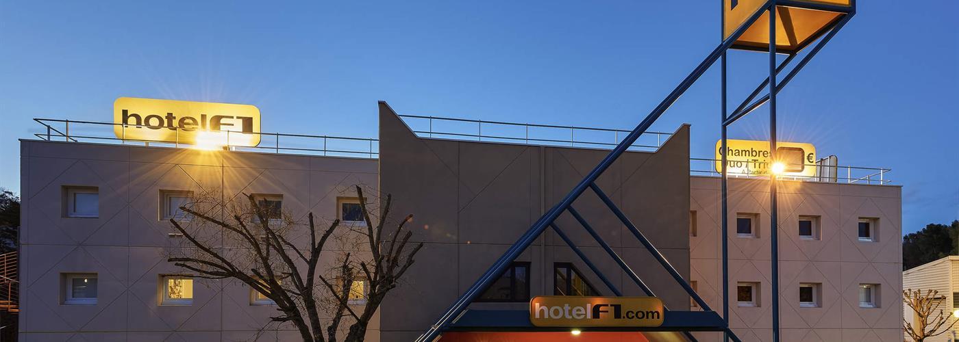 HOTEL F1 BOUXIERES AUX DAMES