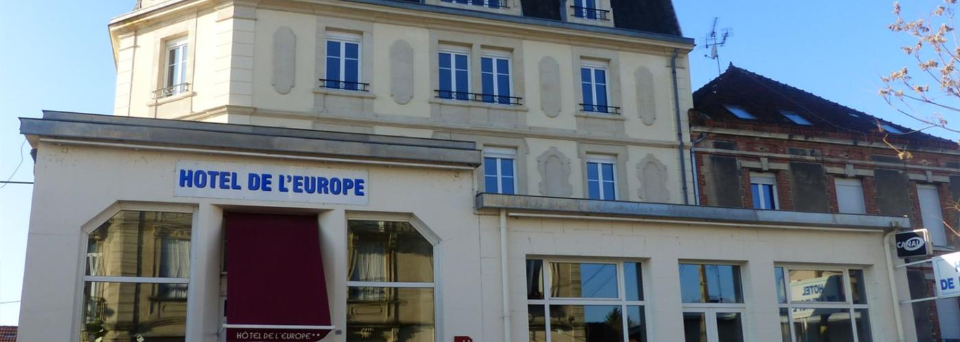 HOTEL DE L'EUROPE TOUL