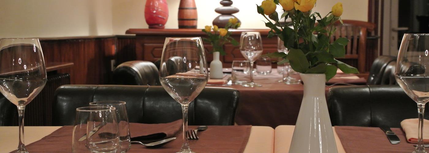 RESTAURANT LA TABLE SAINT MARTIN