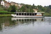 Cruise on the vosges canal