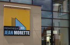 Médiathèque Jean Morette