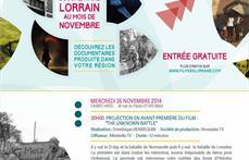 Films en Lorraine
