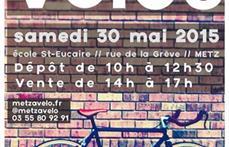 flyer bourse à vélos 2015