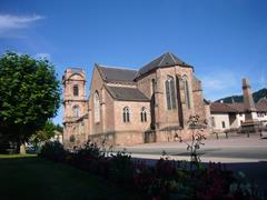 image - HISTORY OF THE ETIVAL CLAIREFONTAINE ABBEY