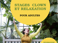 image - STAGE CLOWN ET RELAXATION