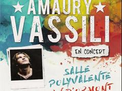 image - AMAURY VASSILI EN CONCERT