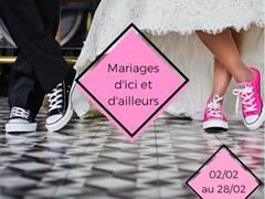 image - MARIAGES D'ICI ET D'AILLEURS