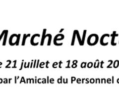 image - MARCHÉ NOCTURNE DE L'AMICALE