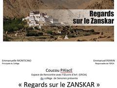 image - EXPOSITION REGARDS SUR LE ZANSKAR