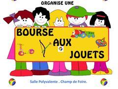 image - BOURSE AUX JOUETS