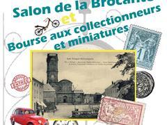 image - SALON DE LA BROCANTE ET BOURSE AUX COLLECTIONNEURS