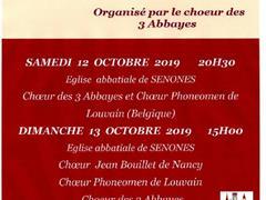 image - 5ÈME ÉDITION DU FESTIVAL DE CHOEURS D'HOMMES