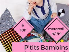 image - LECTURE P'TITS BAMBINS