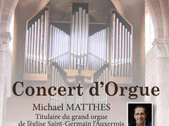 image - CONCERT D'ORGUE