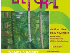 image - EXPOSITION DE PEINTURES PAR JEAN-PIERRE LÉGER