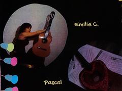 image - CONCERT D'ÉMILIE C. PASCAL