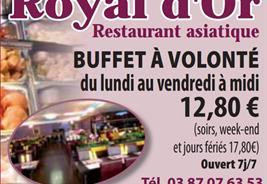 Restaurant Asiatique Cournon