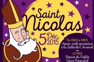 image - DEFILE DE SAINT NICOLAS A TOUL