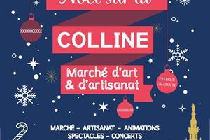 image - MARCHE DE NOEL COLLINE DE SION VAUDEMONT 2015