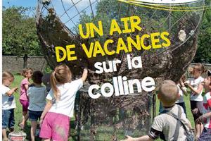 image - UN AIR DE VACANCES SUR LA COLLINE DE SION VAUDEMONT