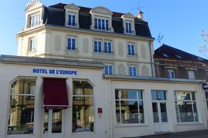 image - HOTEL DE L'EUROPE TOUL