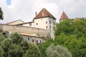image - THE FORTIFIED HOUSE IN VILLEY SAINT ETIENNE