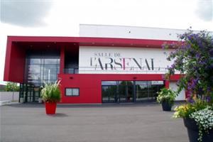 image - SALLE DE L'ARSENAL
