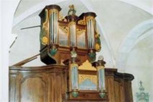 image - THE FELLOWSHIP OF THE ORGAN OF THE SAINT MAURICE CHURCH OF DOMGERMAIN