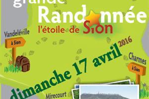 image - RANDONNEE ETOILE DE SION