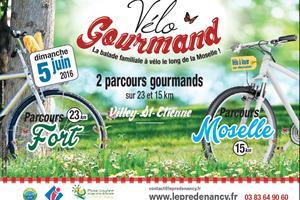 image - VELO GOURMAND- BALADE FAMILIALE A VELO LE LONG DE LA MOSELLE