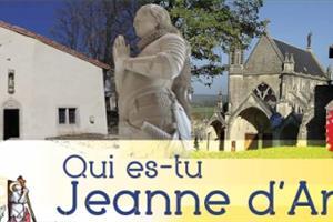 image - QUI ES-TU JEANNE D'ARC?