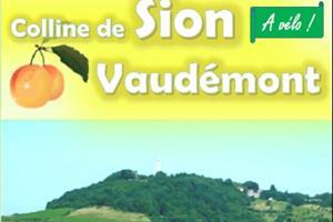 image - ITINERAIRE VELO  - COLLINE DE SION VAUDEMONT