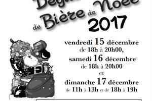 image - DÉGUSTATION DE LA BIÈRE DE NOËL