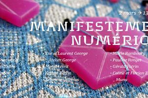 image - EXPOSITION MANIFESTEMENT NUMÉRIQUE