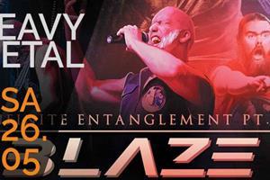 image - CONCERT - BLAZE BAYLEY